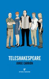 Imagen de cubierta: TELESHAKESPEARE