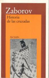 Imagen de cubierta: HISTORIA DE LAS CRUZADAS