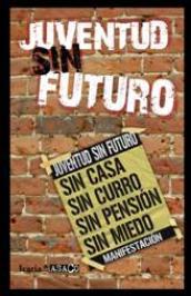 Imagen de cubierta: JUVENTUD SIN FUTURO