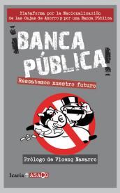 Imagen de cubierta: BANCA PÚBLICA!