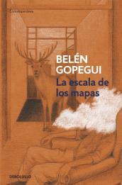 Imagen de cubierta: LA ESCALA DE LOS MAPAS